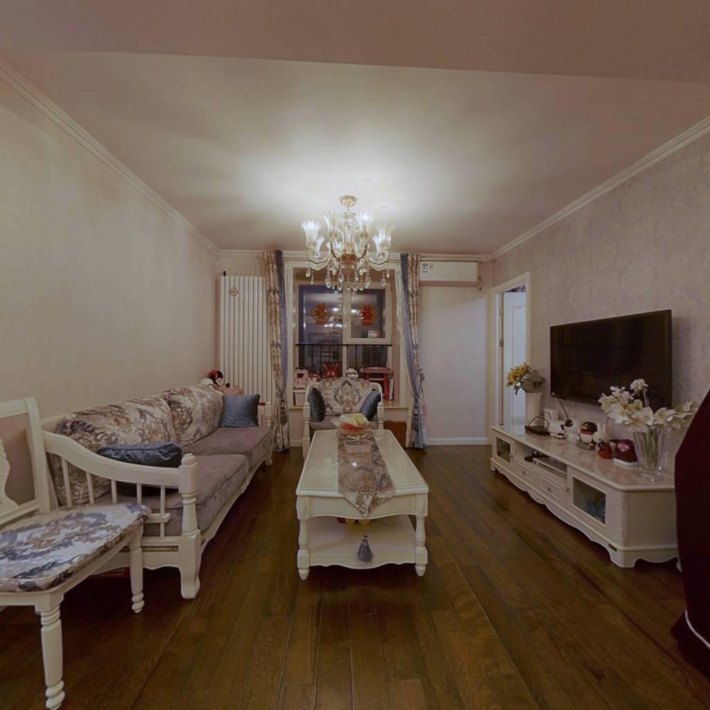 牡丹园 金尚嘉园 高层 精装修 3居室