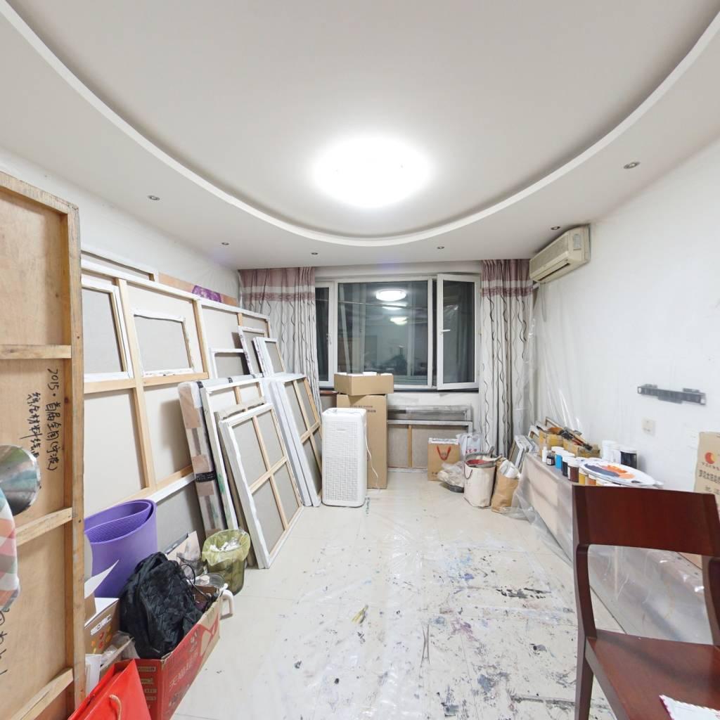 房本登记日期满五年,南向一居室,中高楼层好采光