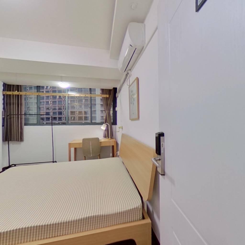 合租·管弄一二街坊 3室1厅 西卧室图