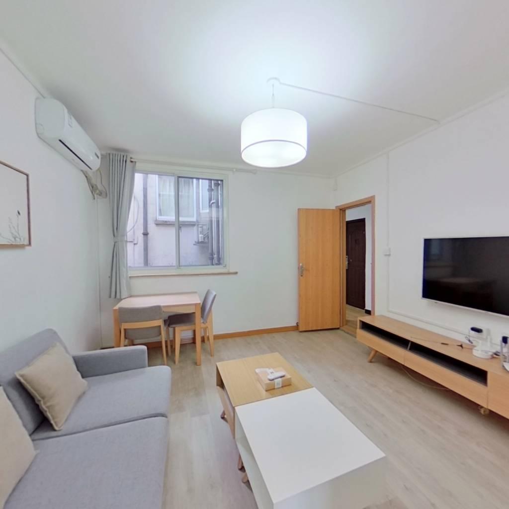 整租·重新小区 1室1厅 北卧室图