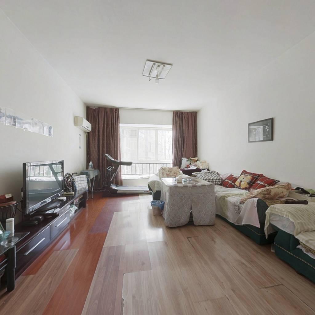 房子是百门桥精装套三好楼层带家具家电已起出收售