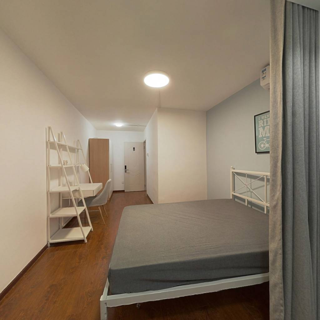 合租·融泽嘉园 3室1厅 南卧室图