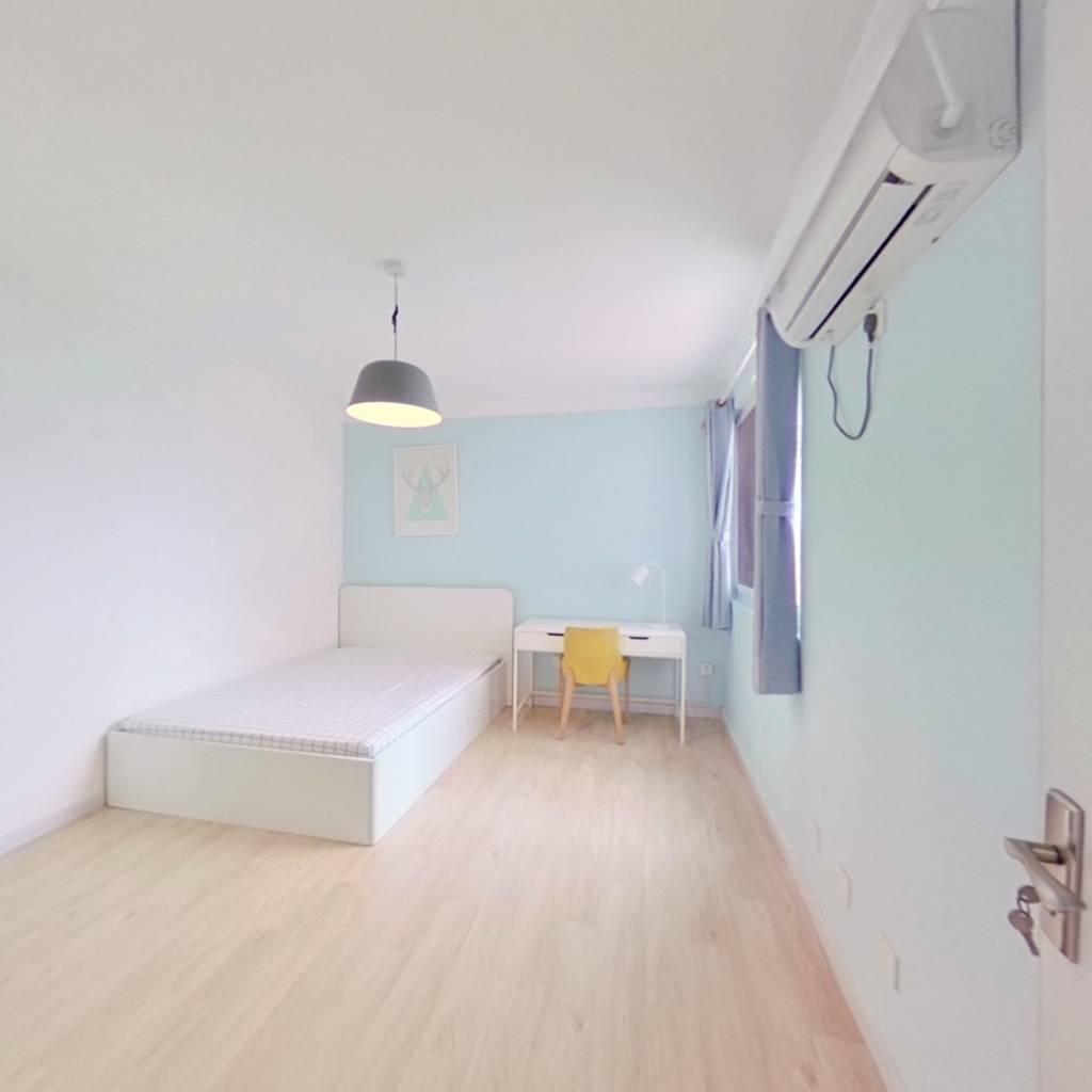 整租·翔殷路905号 2室1厅 南卧室图