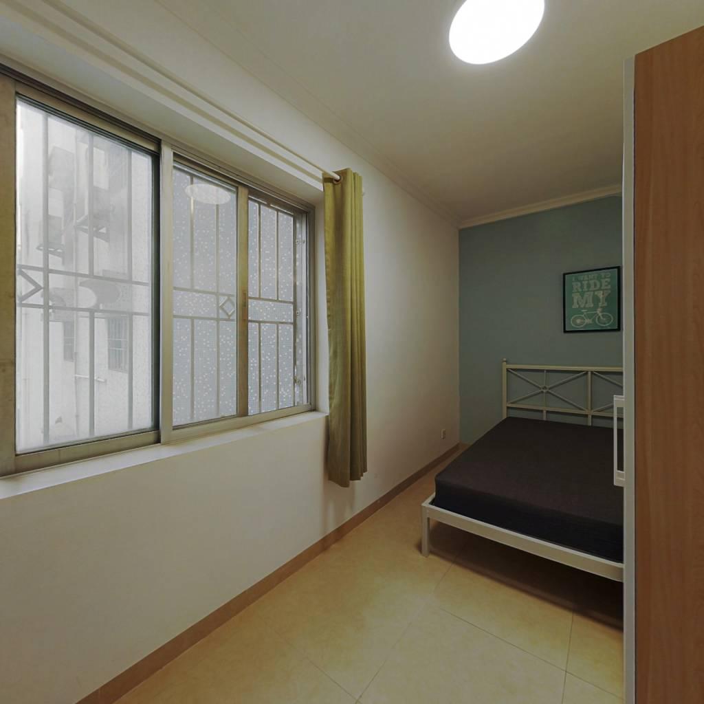 合租·穗园小区 3室1厅 西南卧室图