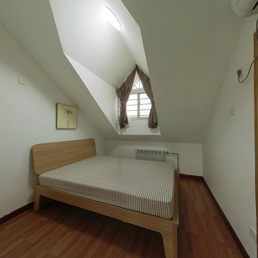 整租·幸福艺居 1室1厅 北卧室图