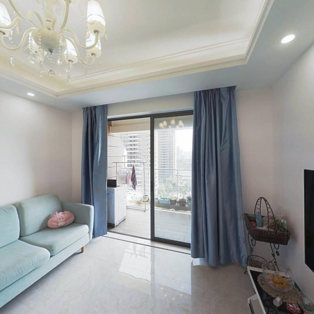 华融琴海湾 2室1厅 南