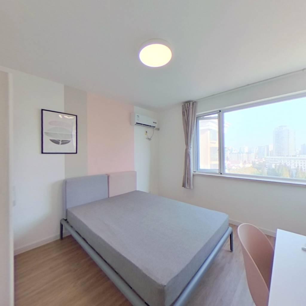 合租·新华嘉利公寓 4室1厅 南卧室图