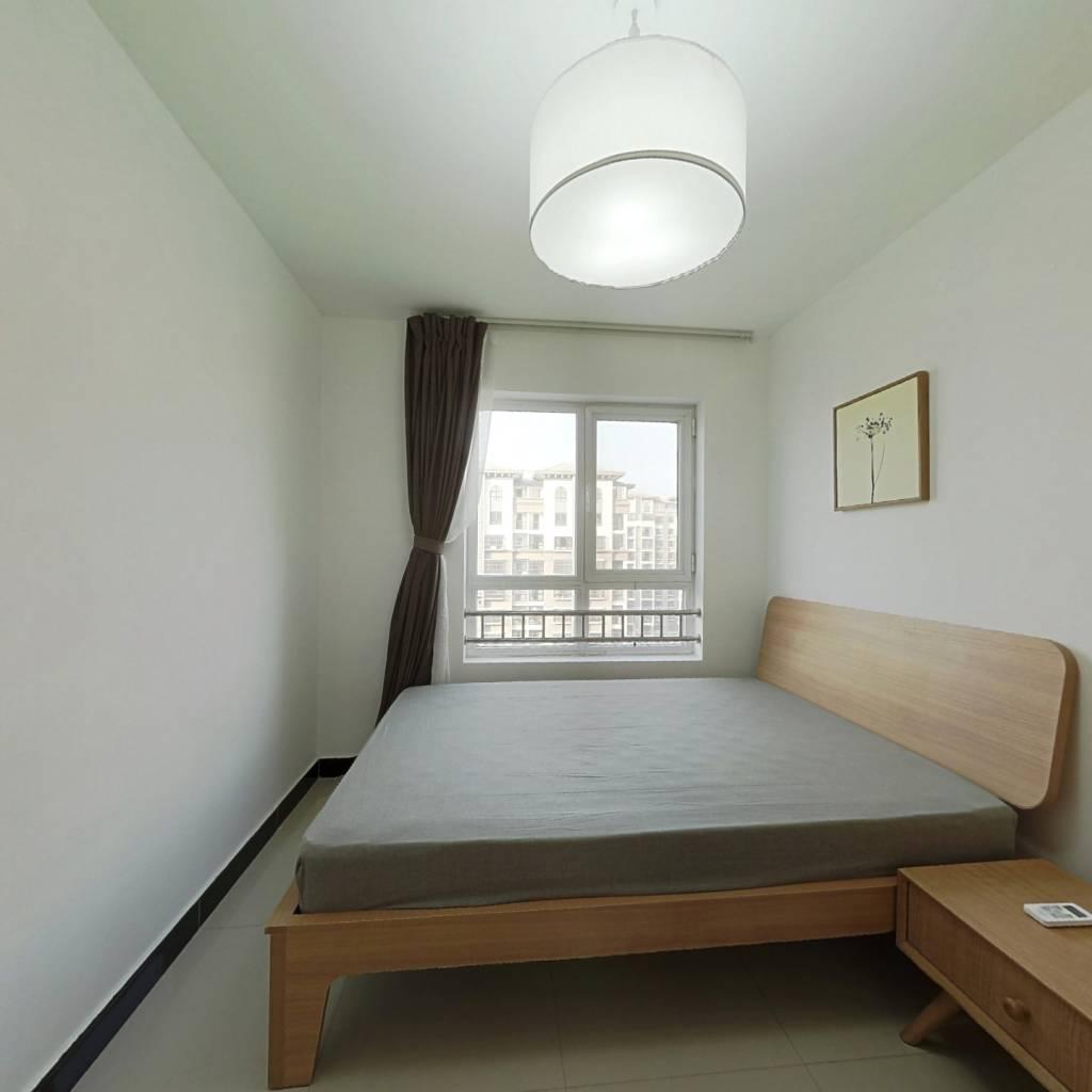 整租·东羊庄回迁楼 2室1厅 北卧室图
