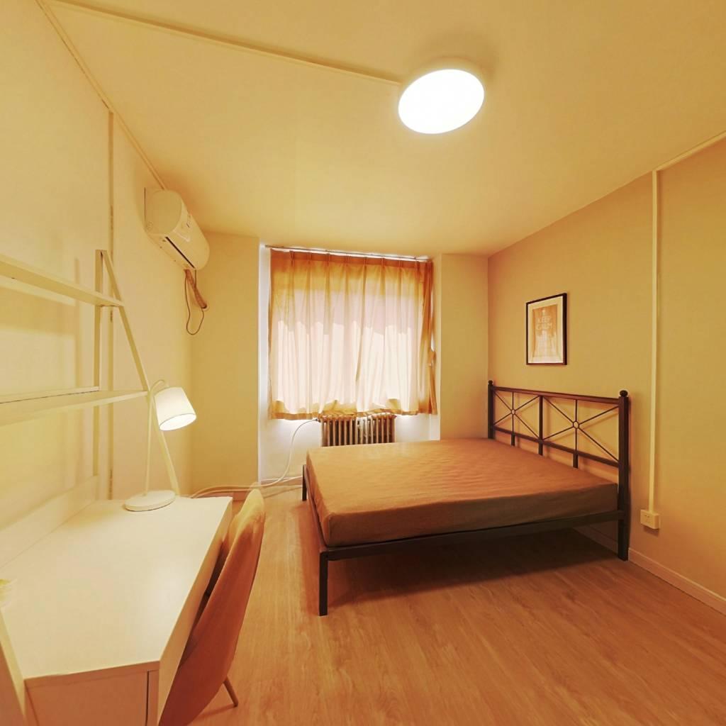 合租·园荫里 2室1厅 南卧室图