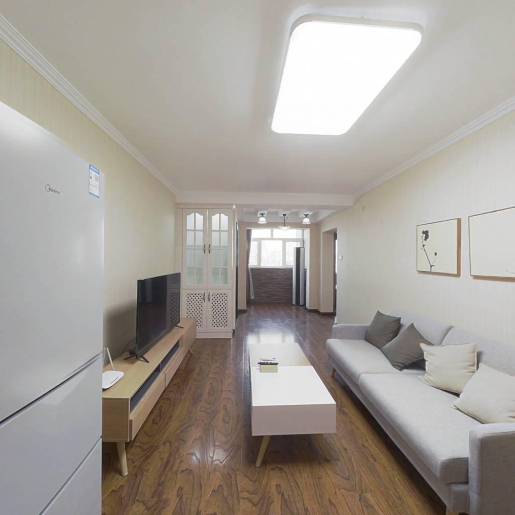 整租·世安家园 2室1厅 东南卧室图