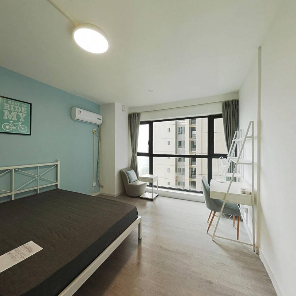 合租·滨江和城 4室1厅 南卧室图