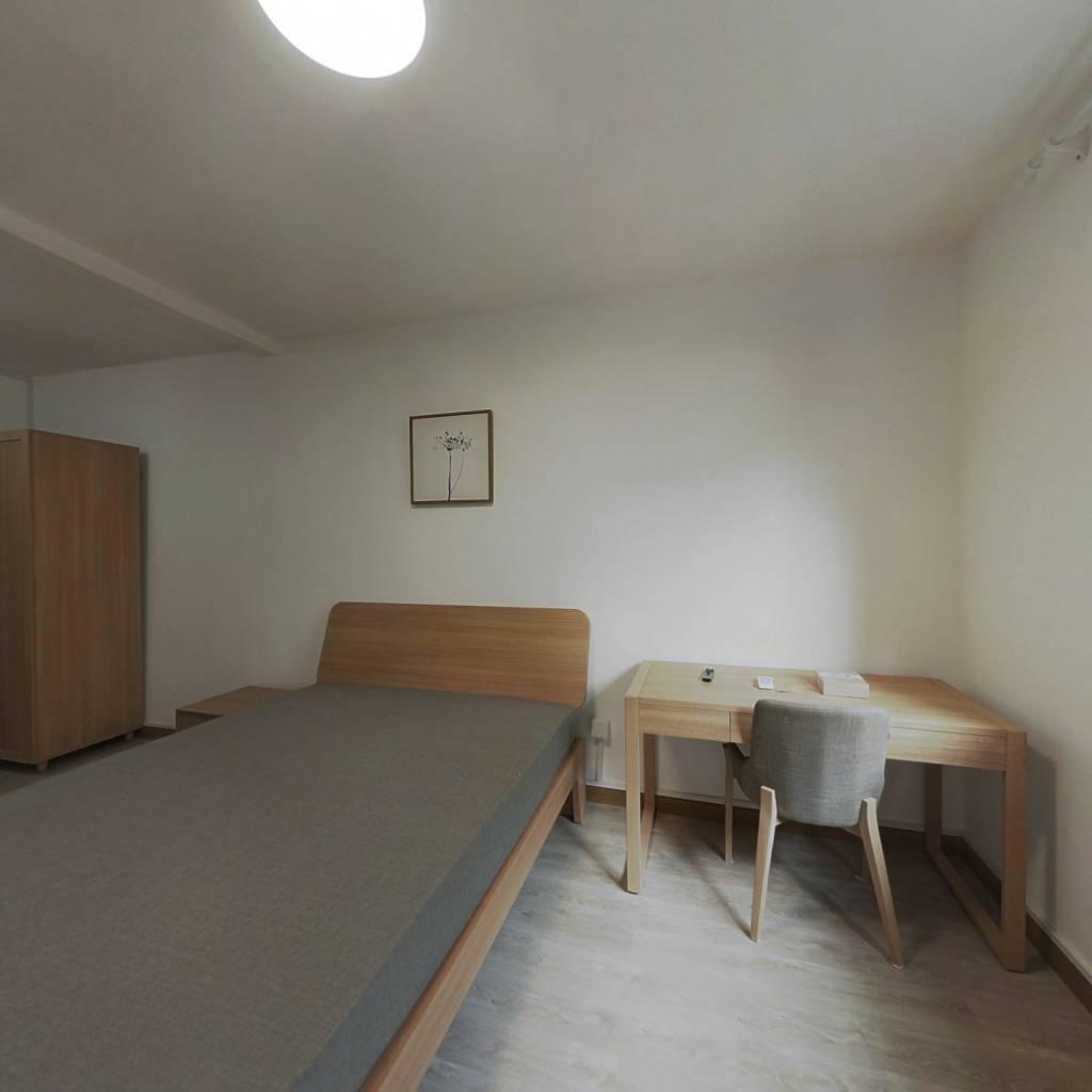 整租·天山二村 1室1厅 南卧室图