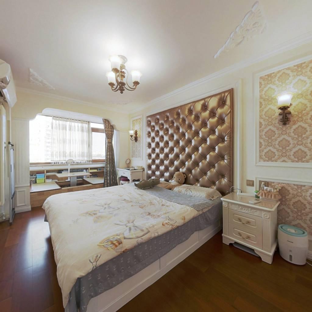东向大窗户,视野宽广,精装修大两居室