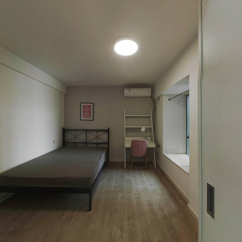 合租·珠岛花园 5室1厅 东卧室图