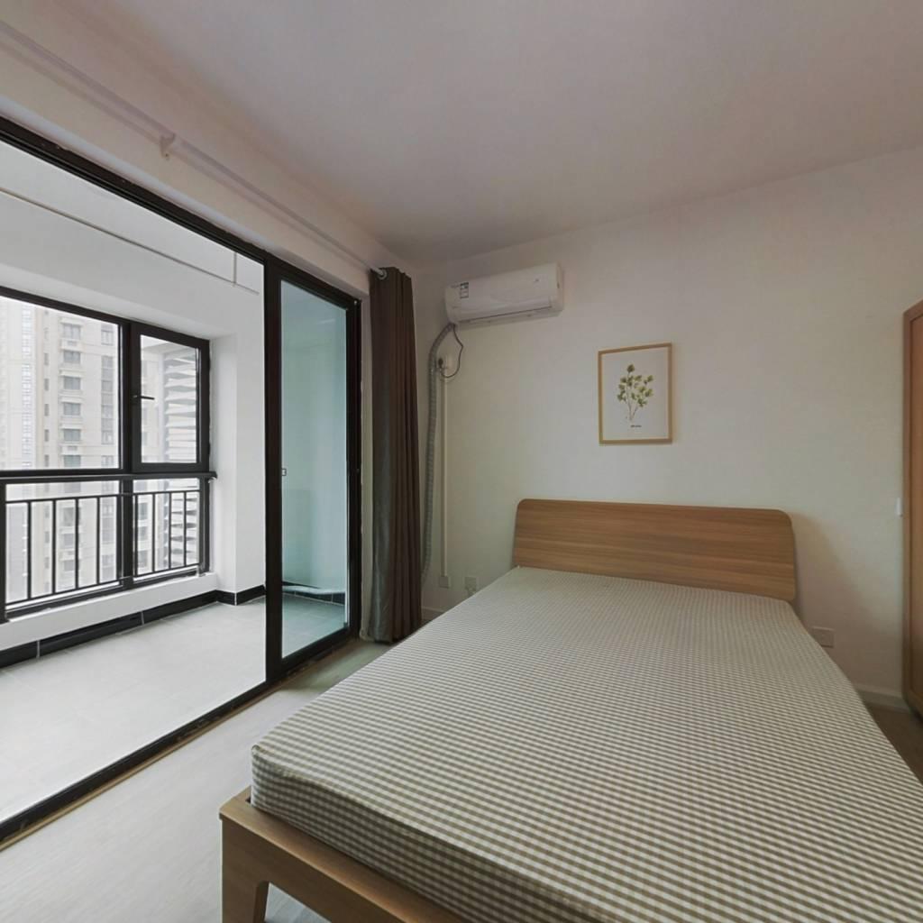合租·恒盛金陵湾 4室1厅 北卧室图