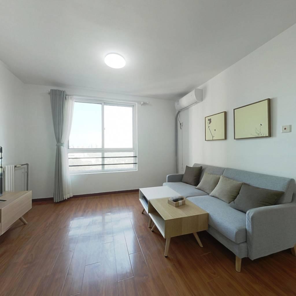 整租·春风雅筑 2室1厅 南北卧室图