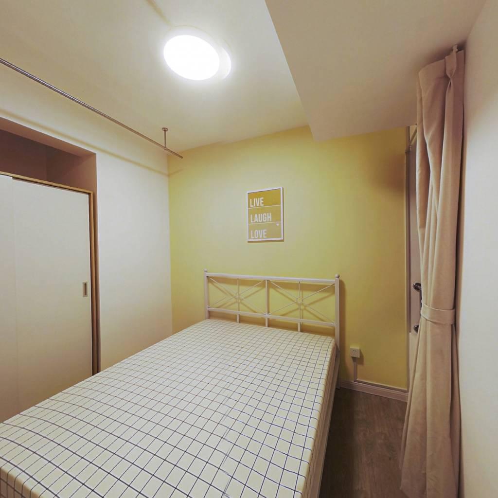 合租·中民仁寿里 4室1厅 南卧室图