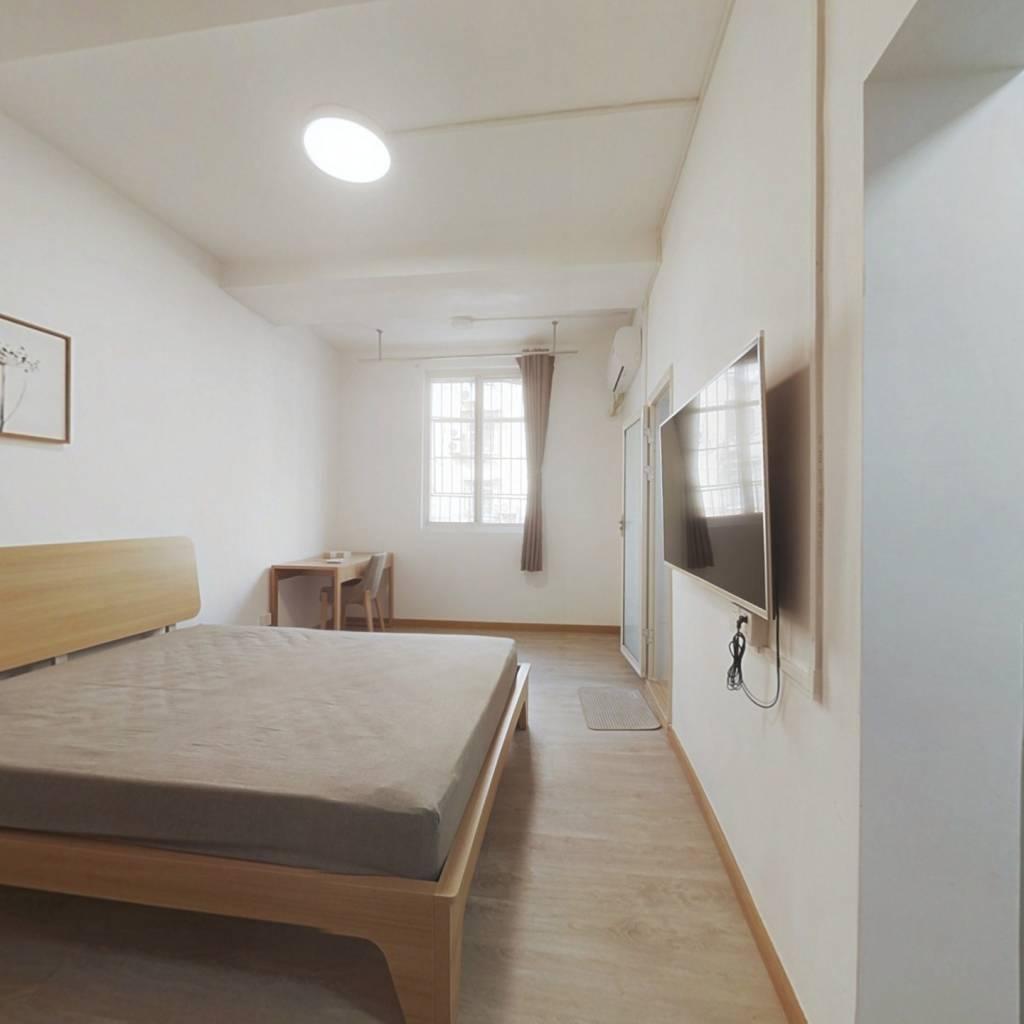 整租·日晖六村 1室1厅 北卧室图
