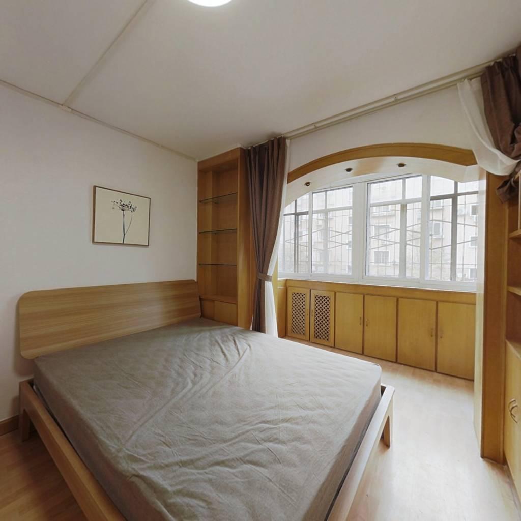 整租·安苑东里三区 2室1厅 南北卧室图