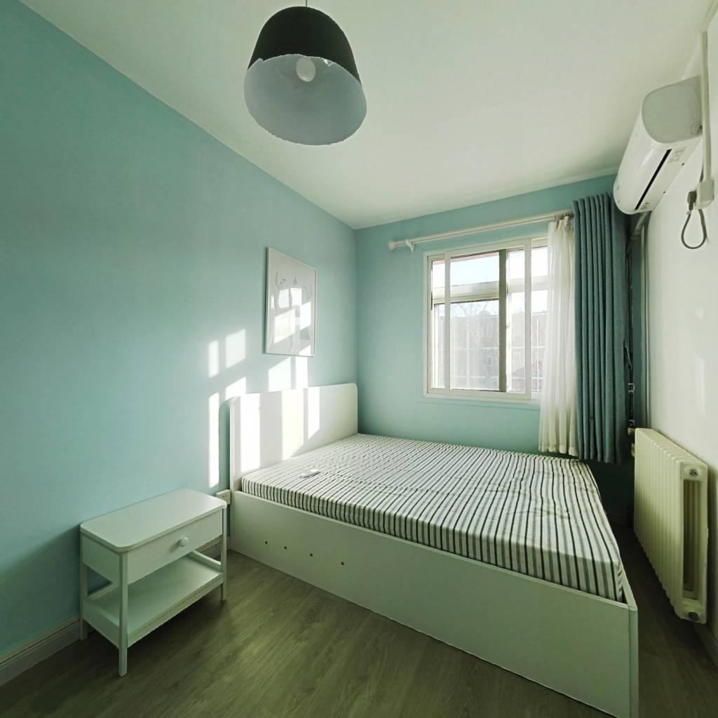 整租·琉璃井东街 2室1厅 南卧室图