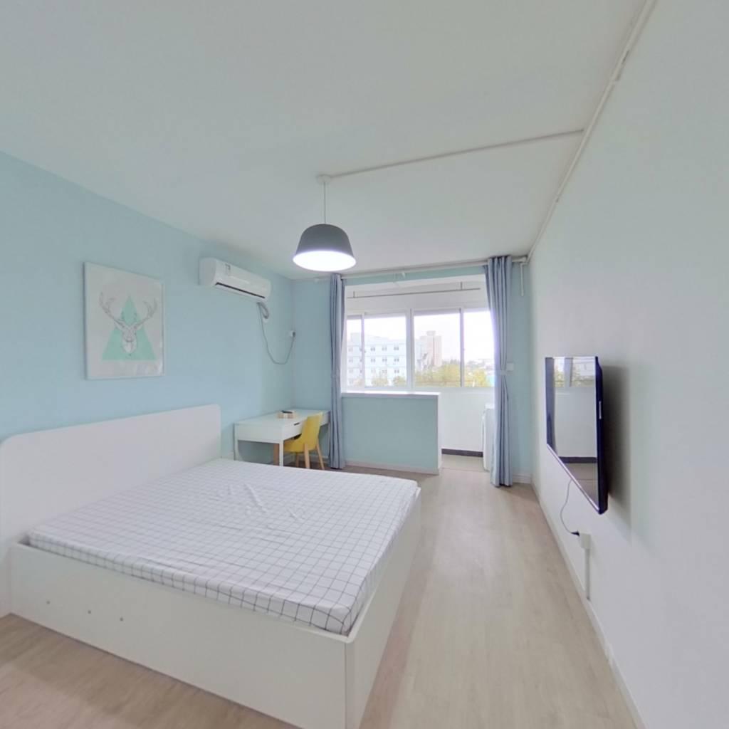 整租·纺平大楼小区 2室1厅 南卧室图