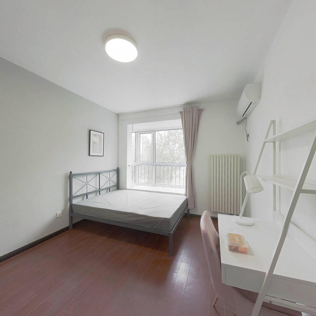 合租·熙景园 3室1厅 北卧室图
