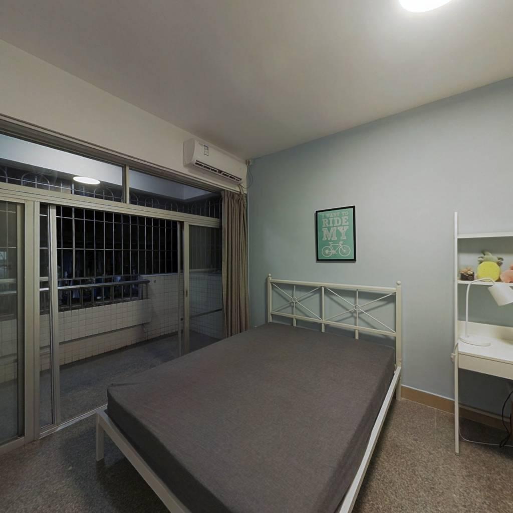 合租·麓苑路 2室1厅 北卧室图