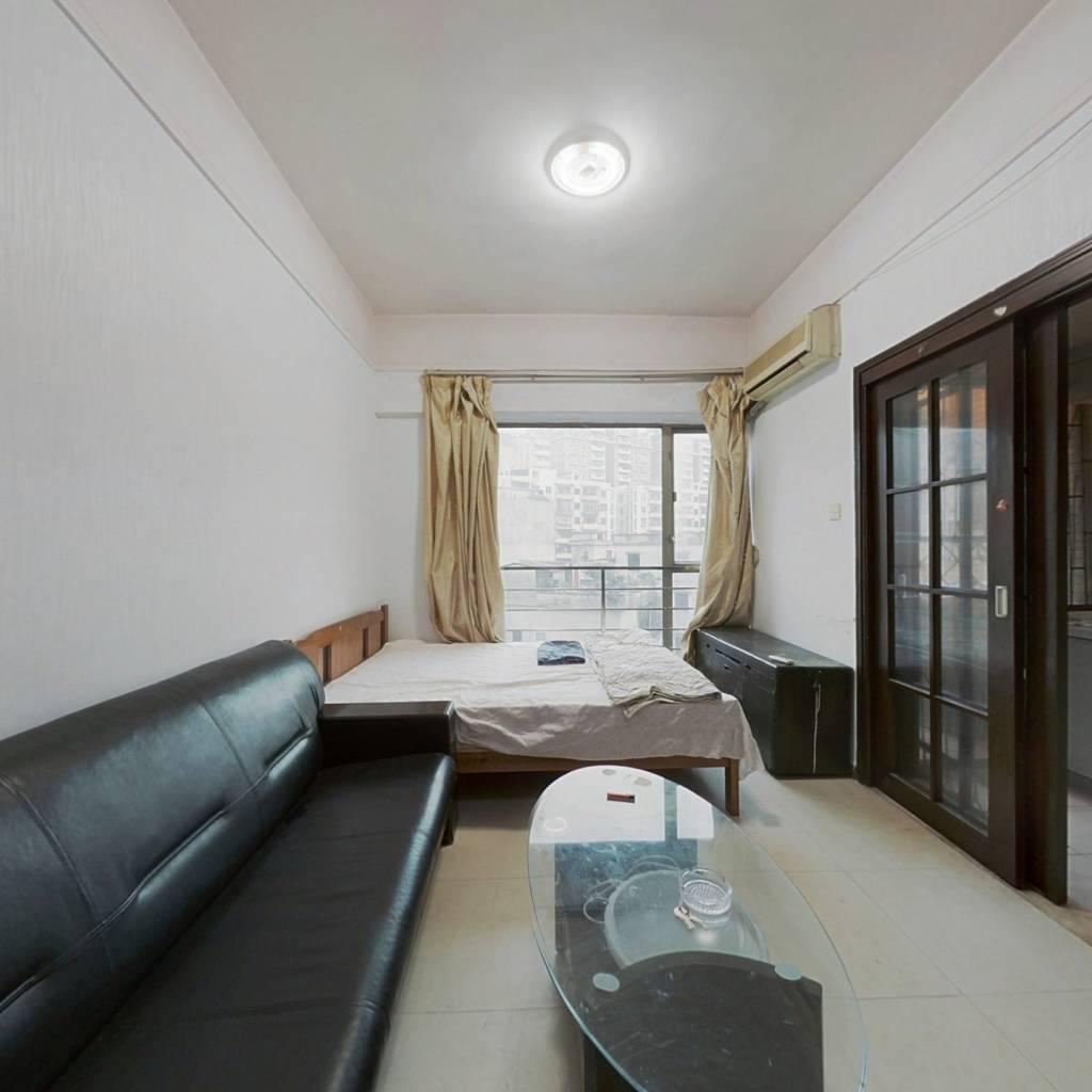 整租·新世纪河畔广场 1室0厅 东南