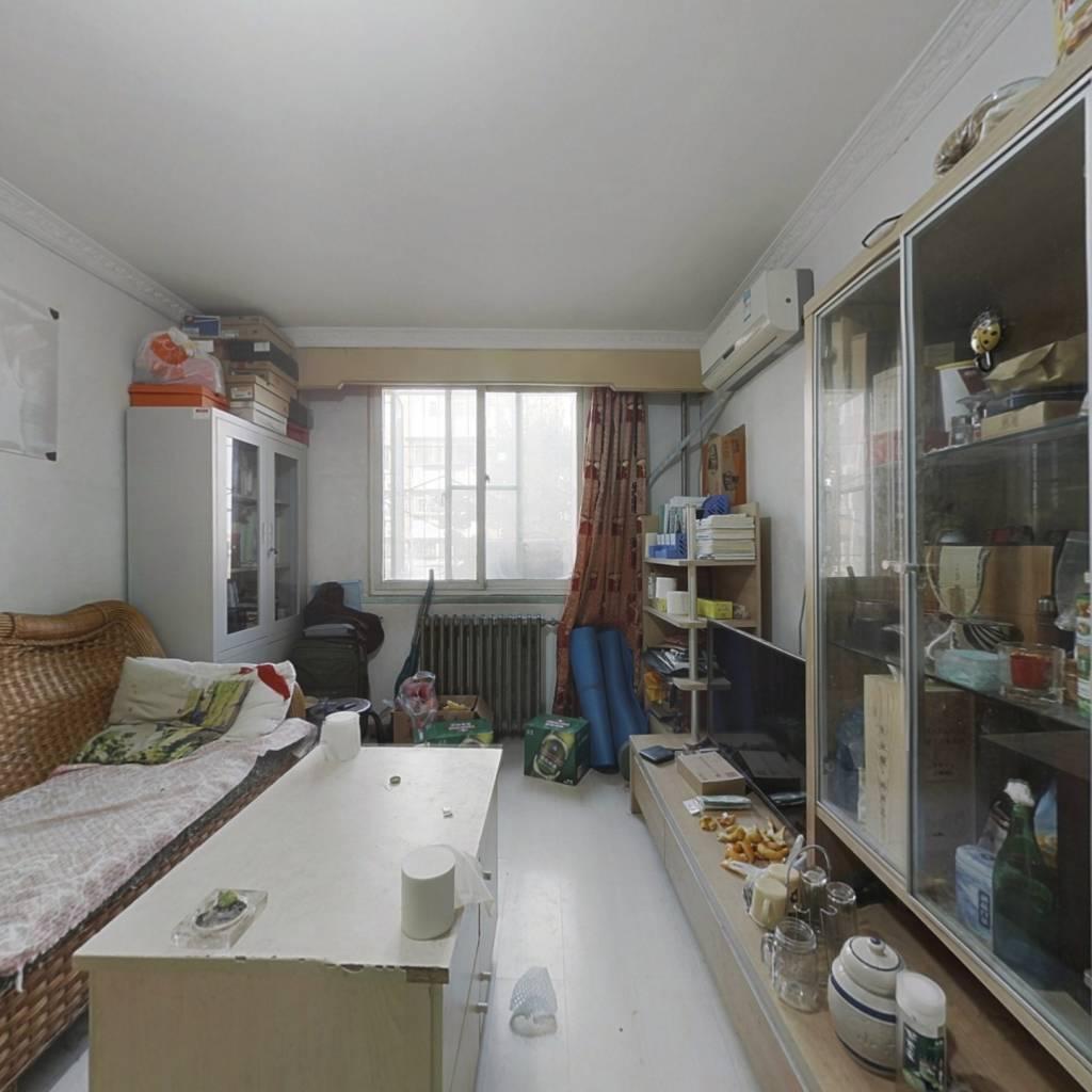 南北通透三居室,不临街,中间楼层,总价低