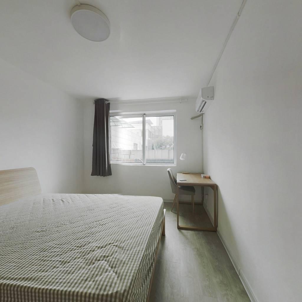 合租·翠苑一区 3室1厅 南卧室图