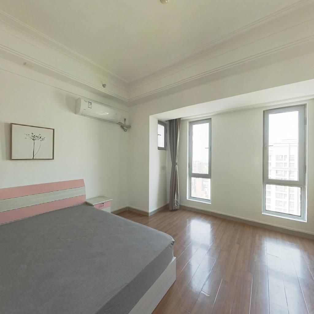 整租·万达广场(松江) 1室1厅 北卧室图
