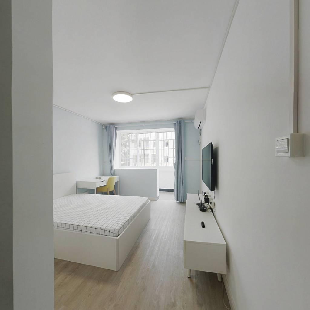整租·香山新村东南街坊 2室1厅 南卧室图