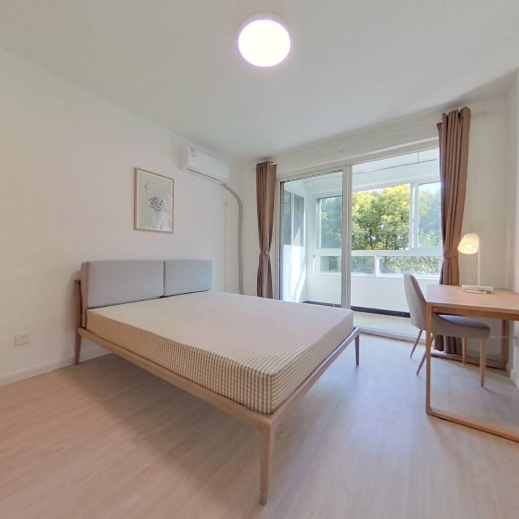 合租·翔瑞新苑 3室1厅 南卧室图