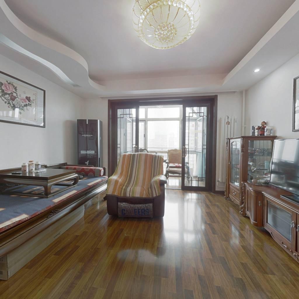 宏嘉丽园 精装修两居室 看房提前说