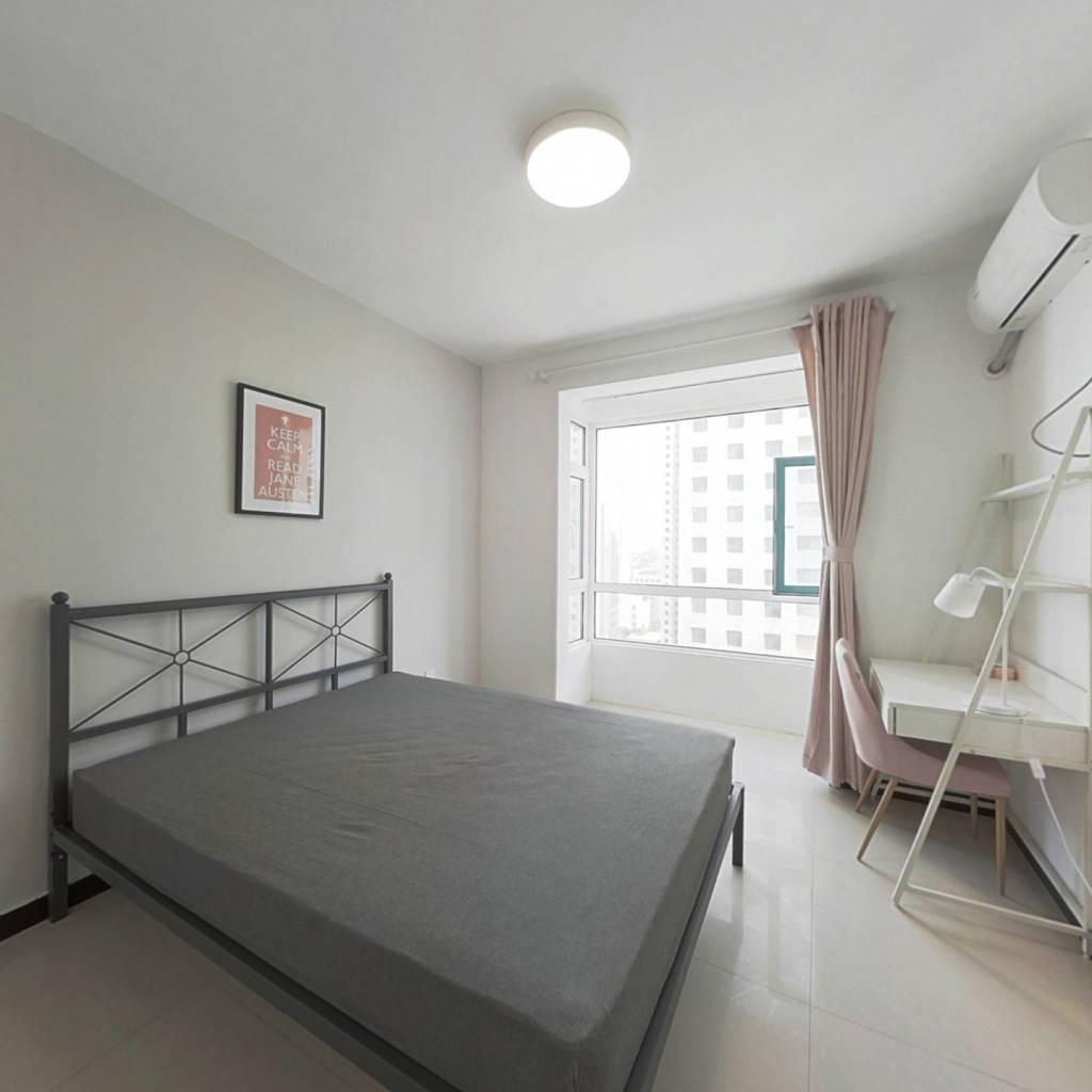 合租·柴楼竹园 3室1厅 南卧室图