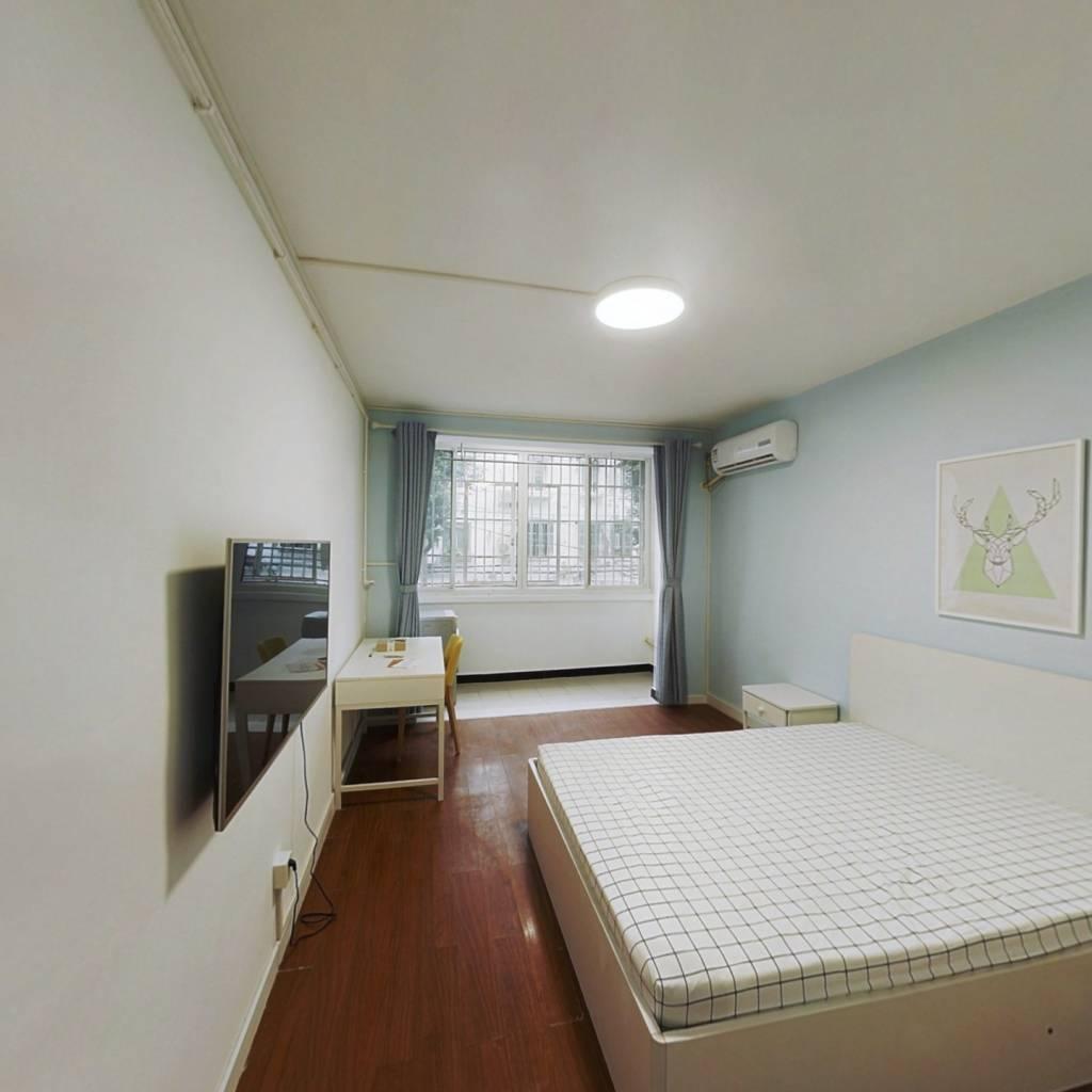 整租·白玉新村 1室1厅 南卧室图