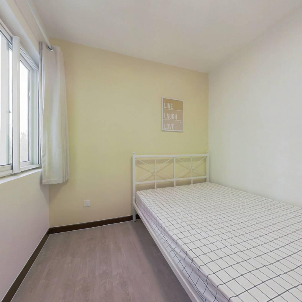 合租·沙河壹号二期 3室1厅 西卧室图