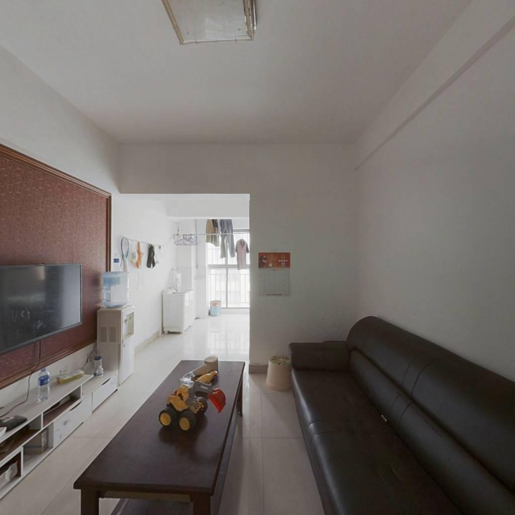 金色佳园3期,温馨2房,适用,带露台。
