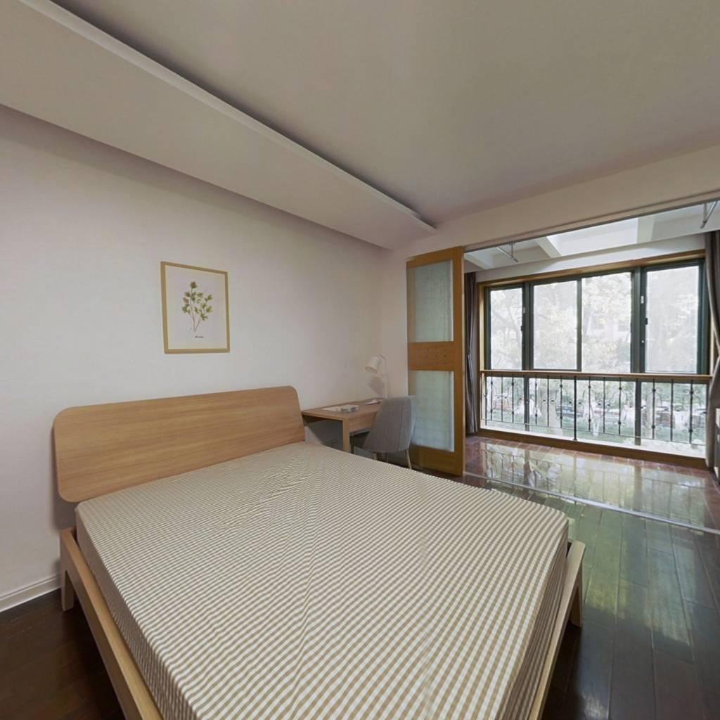 合租·华东园 4室1厅 西卧室图
