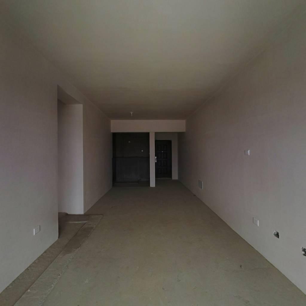 富春山居小区C区高层 客厅卧室面朝花海 新房毛坯房