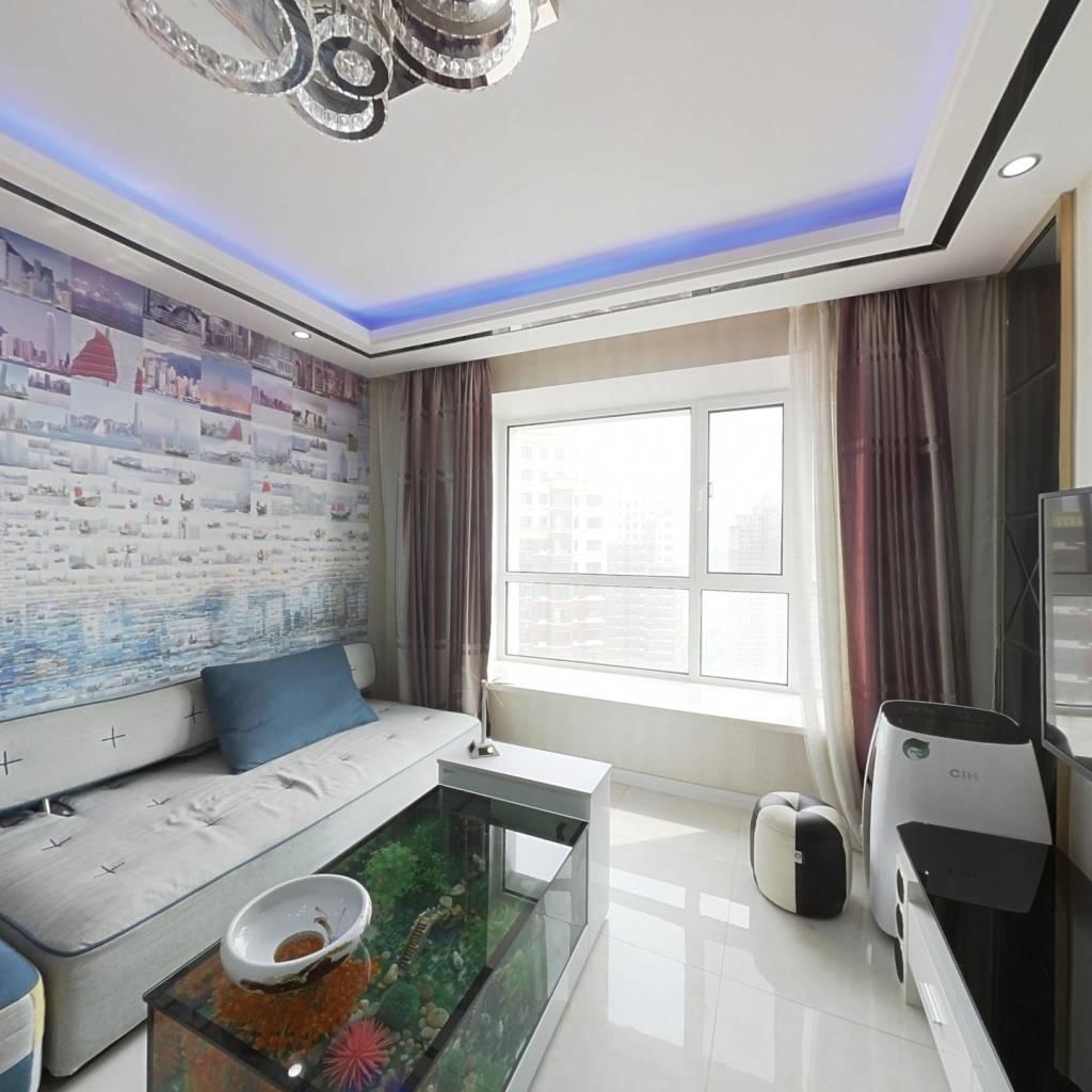 整租·大连海湾城一期 2室1厅 跃层 南