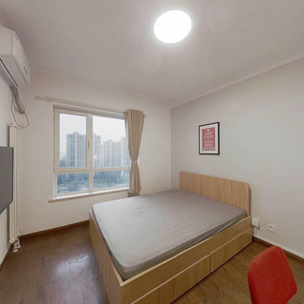 合租·保利春天里 4室1厅 北卧室图