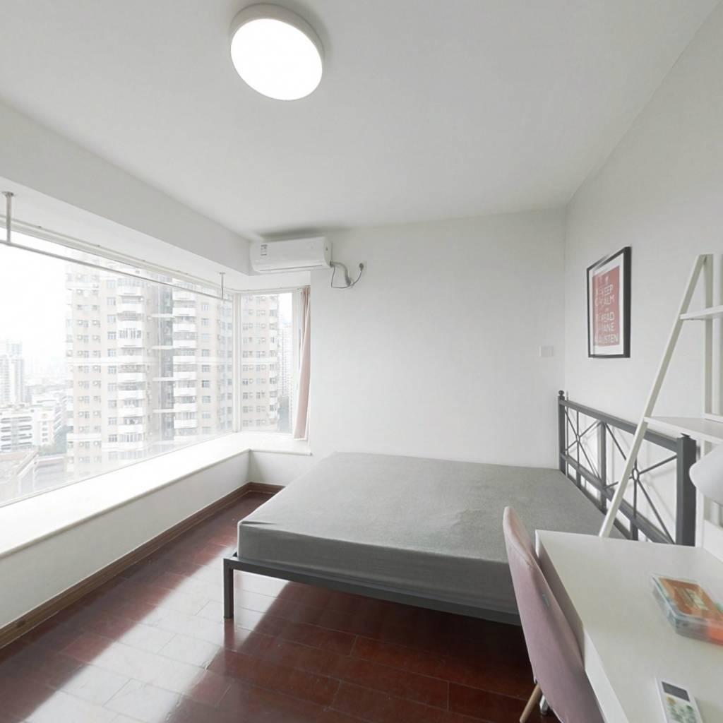 合租·芭堤水岸 3室1厅 西南卧室图