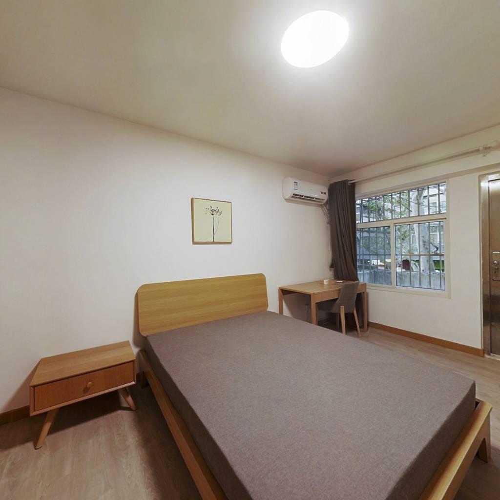 整租·长乐路 2室1厅 南卧室图