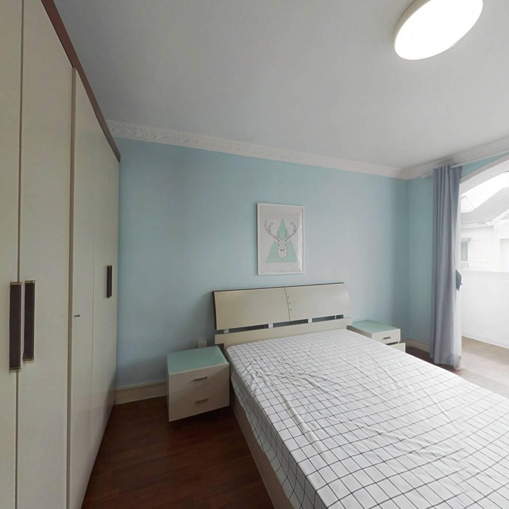 整租·双辽新村 2室1厅 南北卧室图