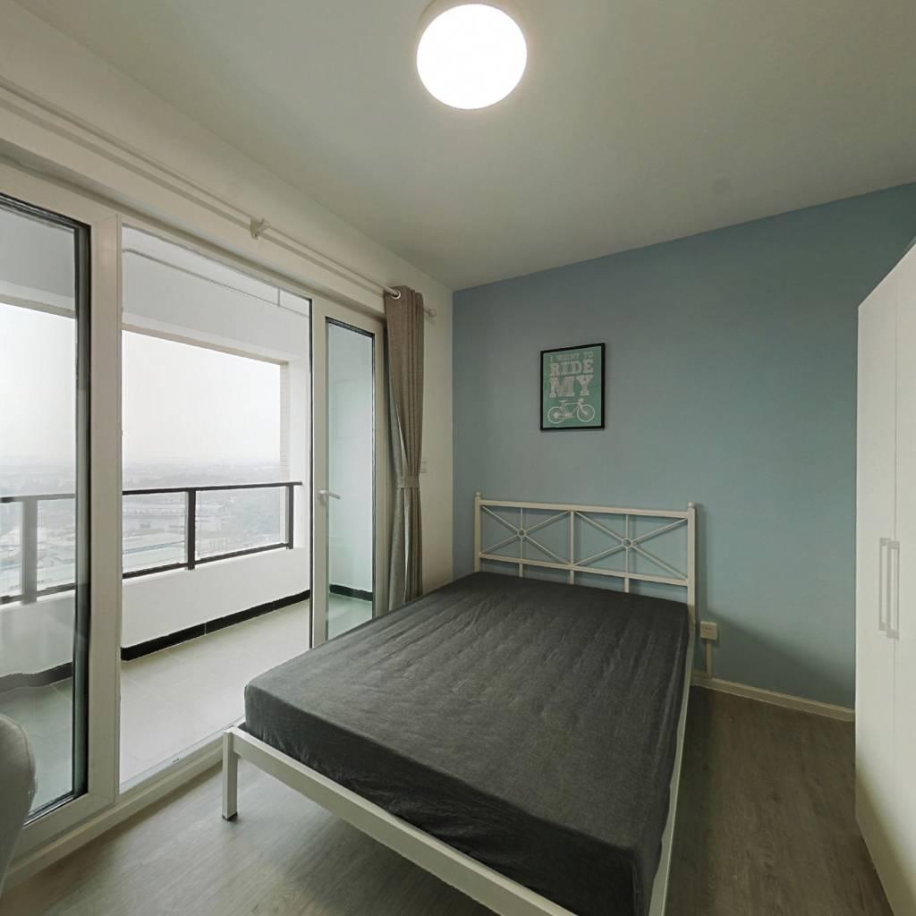 合租·保利锦湖林语北区 4室1厅 南卧室图