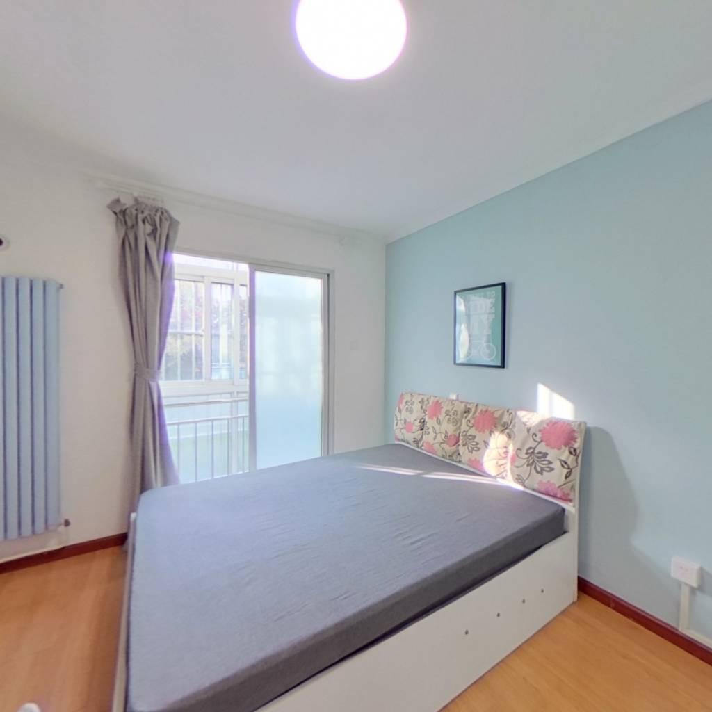 合租·安宁佳园 1室1厅 西卧室图