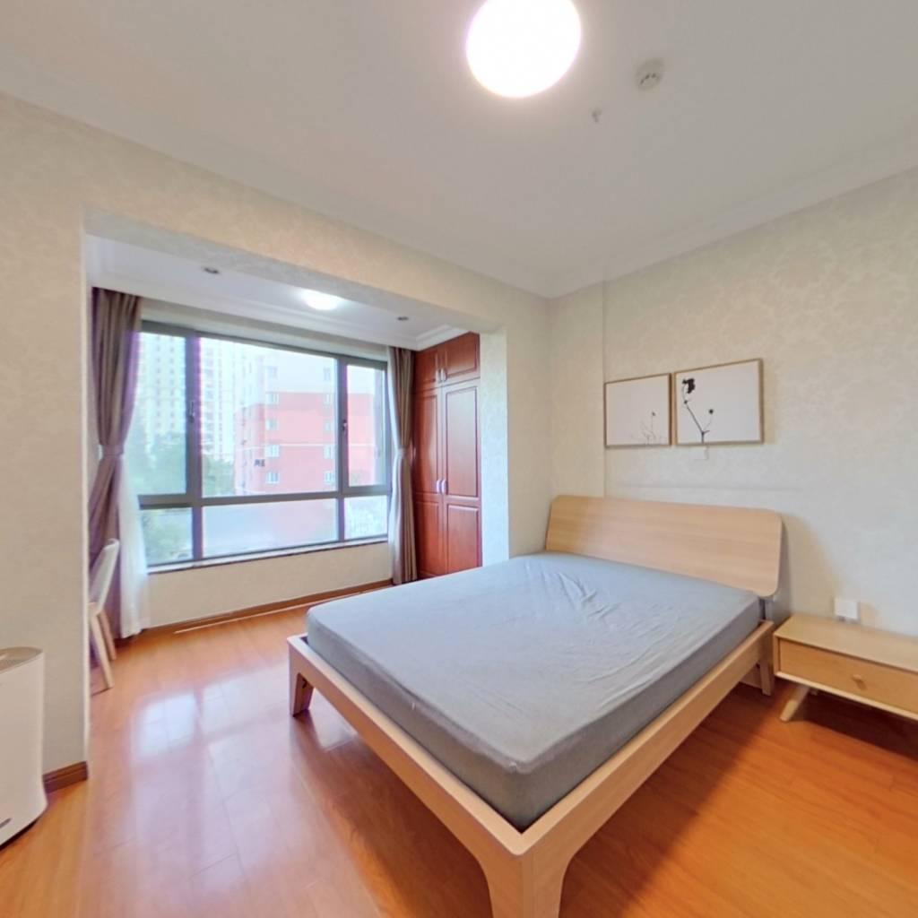 整租·领尚国际酒店公寓 1室1厅 南卧室图
