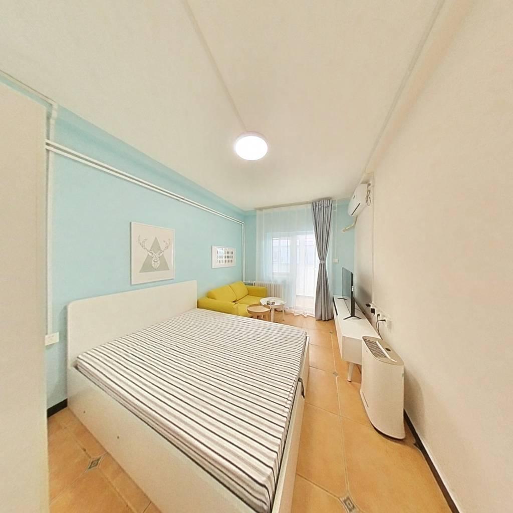 整租·景福里 1室1厅 西卧室图