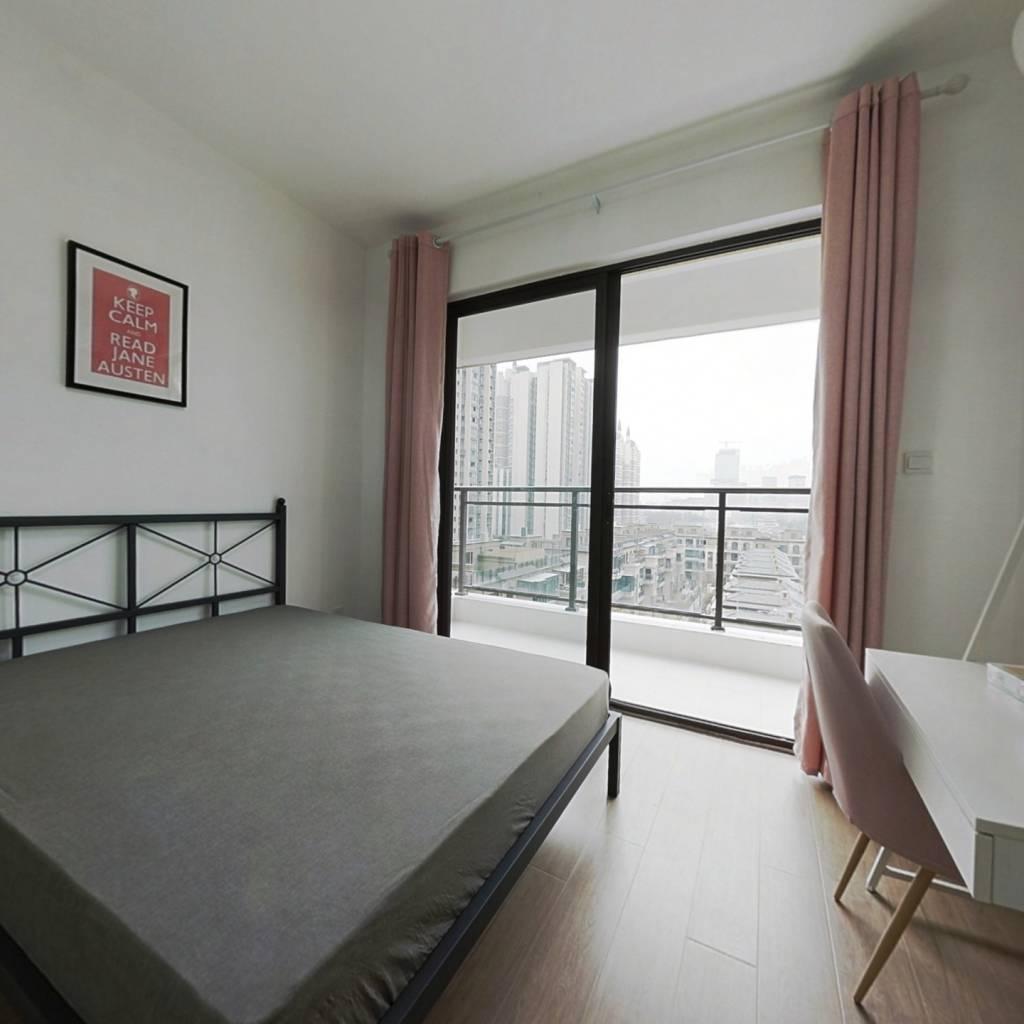合租·北大资源颐和翡翠府 5室1厅 西卧室图